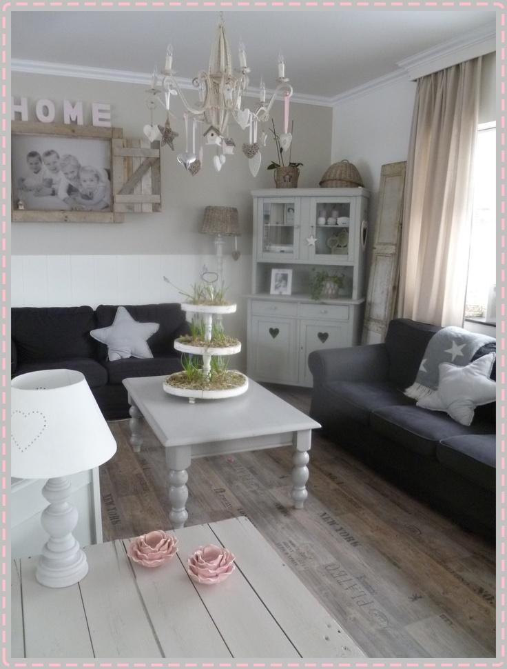 de woonkamer / living room by Tamara Jonker