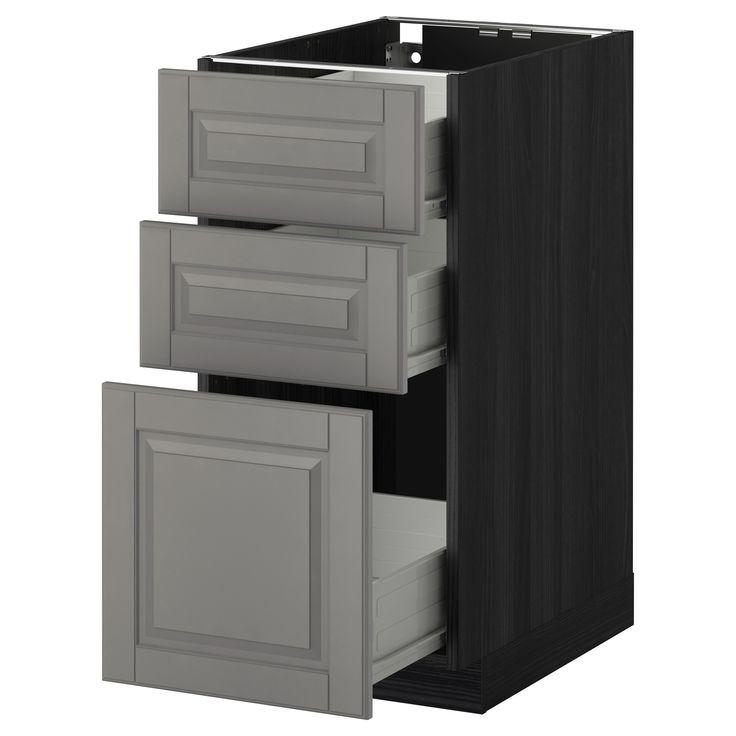 METOD Modular Kitchens, IKEA | Ikea, Furniture, Base cabinets