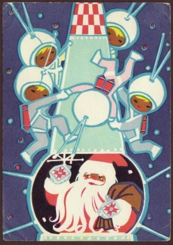 Tiny Cosmonaut Christmas, 1974