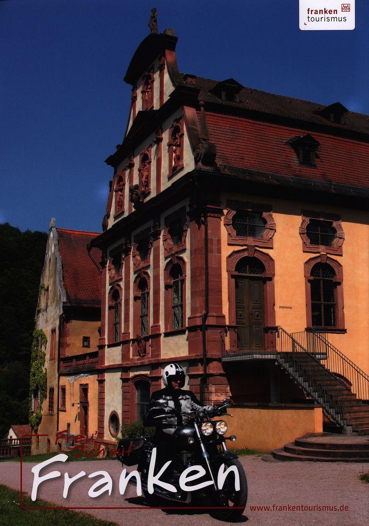 https://flic.kr/p/RC7arF | Motorradtouren Franken! 2013_2, Bavaria, Germany