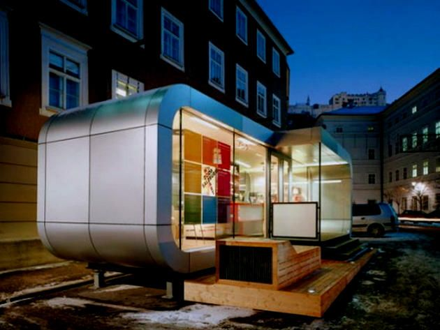 Astonishing 17 Best Ideas About Small Houses On Wheels On Pinterest Tiny Largest Home Design Picture Inspirations Pitcheantrous