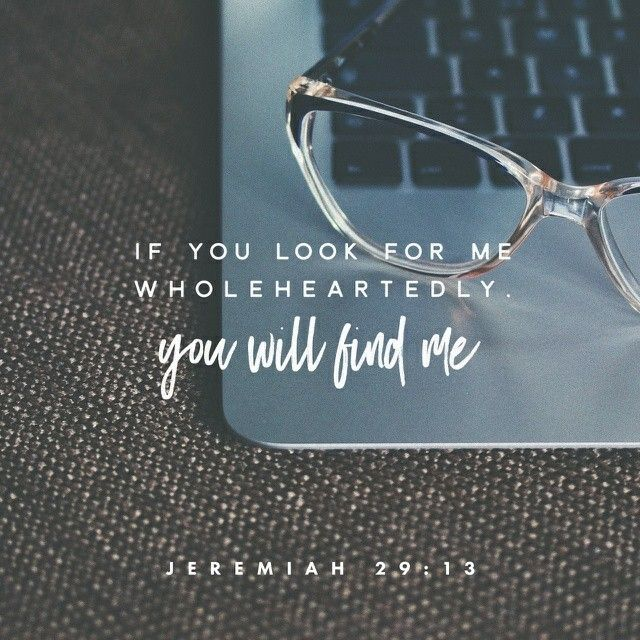 If you look...