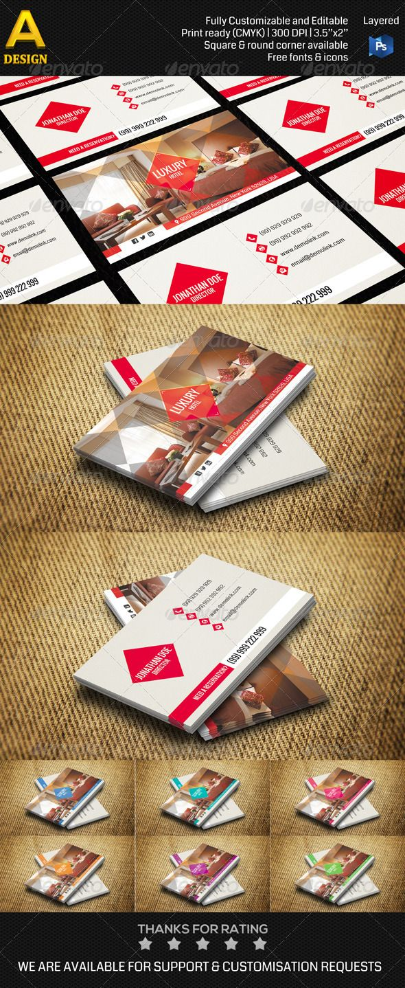 Hotel+Business+Card+AN0204