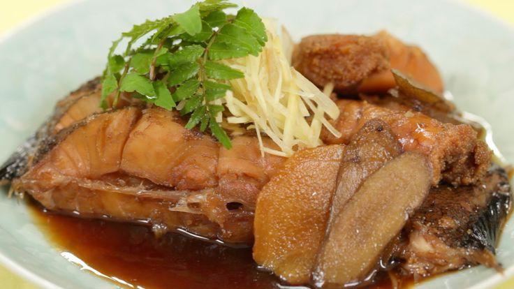 Karei no Nitsuke (Flatfish Simmered in Broth) Recipe カレイの煮付け 作り方 レシピ