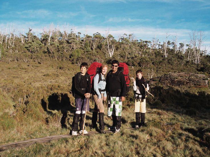 Taking the family on a trip with Tasmanian Expedition at Cradle Mountain Discover Tasmania #travel #Australia