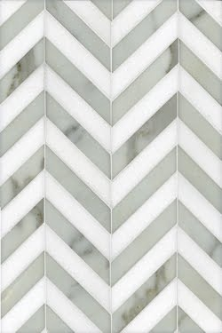 I can only imagine how much this tile would cost.: Chevron Patterns, Idea, Floors, Tile Patterns, Chevron Tile, Marbles, Kitchens Backsplash, Bathroom, Mosaics Tile