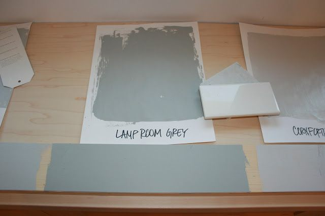 Best Lamp Room Grey By Farrow Ball Paint Chips Pinterest 400 x 300
