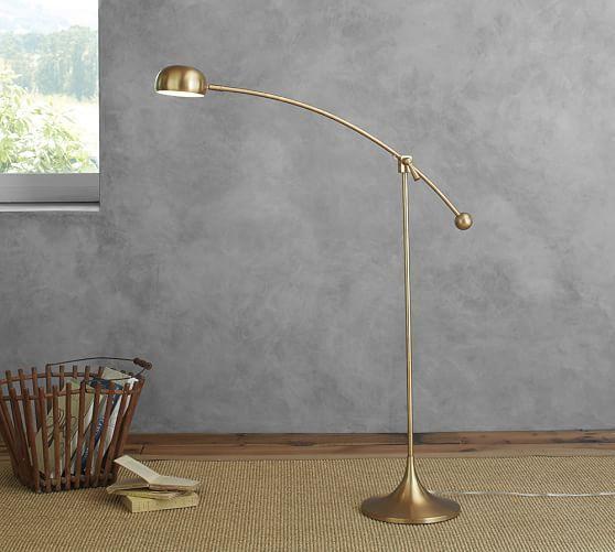 lamp on pinterest modern floor lamps floor lamps and trump home. Black Bedroom Furniture Sets. Home Design Ideas