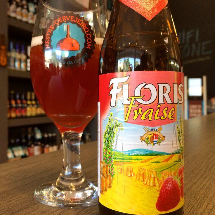 Floris Fraise #cerveja #beer