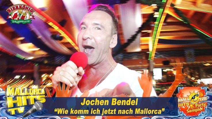 """Jochen Bendel mit """"""""Wie komm ich jetzt nach Mallorca"""""""" beim Mallorca Opening 2015 im Bierkönig. Mallotze Hits 2015: http://mallorcahitstv.de/mallotze-hits/ http://mallorcahitstv.de/2015/06/jochen-bendel-wie-komm-ich-jetzt-nach-mallorca-mallorca-2015/"""