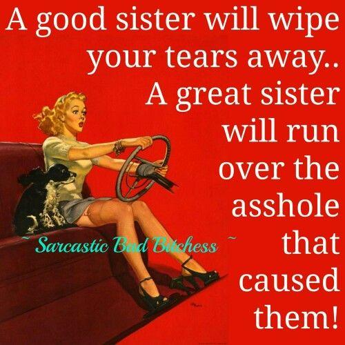 Sisters or very good friends