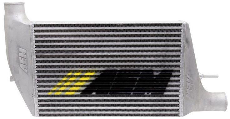 AEM 2010-2014 Mitsubishi Lancer Evolution X 2.0L Front Mount Intercooler Core Kit (Requires AEM 2102-B)