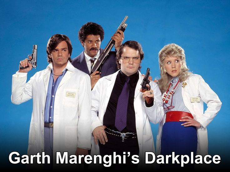 My TV: Laurel looks back at the 2004 BBC comedy Garth Merenghi's Darkplace http://www.myentertainmentworld.ca/2012/12/garth-merenghis-darkplace/