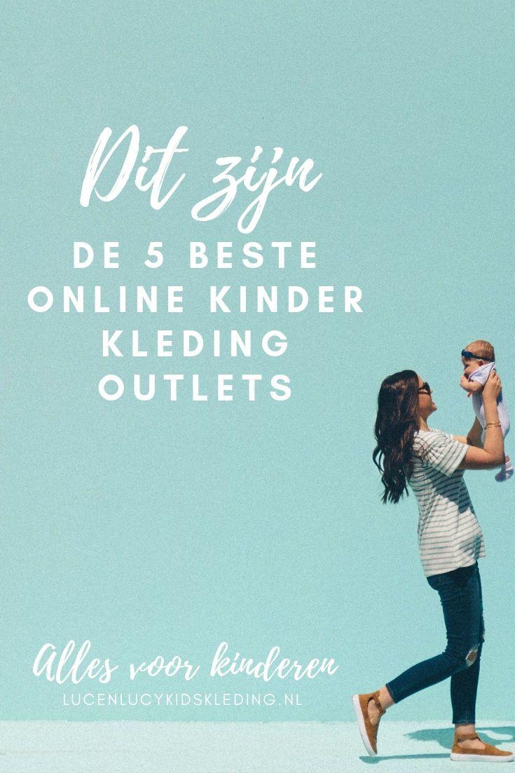 big sale 65377 338dc Dit zijn de 5 beste online kinderkleding outlets ...