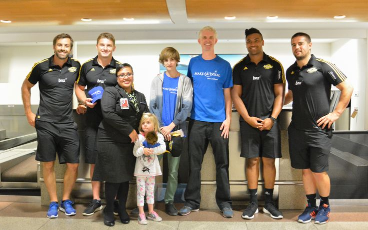 Bostyn is 14 years old and has Hypertrophic Cardiomyopathy, which thickens the heart muscle and makes it harder to pump blood. Bostyn LOVES rugby, especially the All Blacks and the Hurricanes!