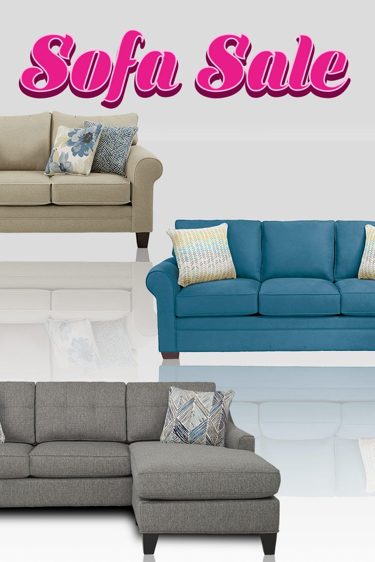 Shop Our Amazing Collection Of Sofas And Sectionals For Your Living Room Now At Rooms To Go Save On Sele Affordable Furniture Stores Sofa Sale Furniture Sale