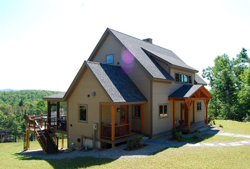 1000 images about house plans on pinterest for Post and beam ranch homes