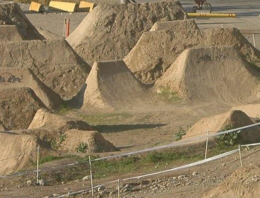 pistas de dirt