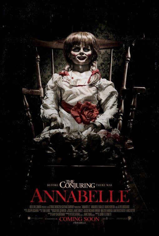 Annabelle-pelicula de terror