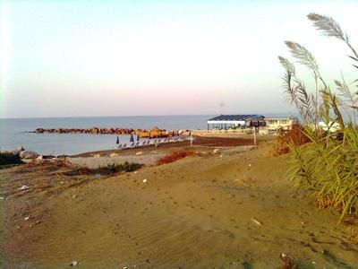 Limanaki beach, Maroni Larnaca: Very close to the three main cities and easily accessed from the highway.
