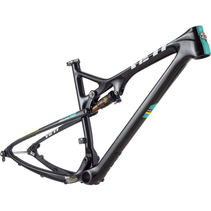 Yeti Cycles ASR Turq Mountain Bike Frame - 2017 Black, L :https://athletic.city/bike/gear/yeti-cycles-asr-turq-mountain-bike-frame-2017-black-l/