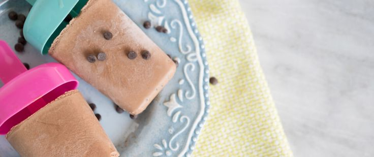 Chocolate Chip Fudgsicles Made with Coconut Milk • Joyous Health
