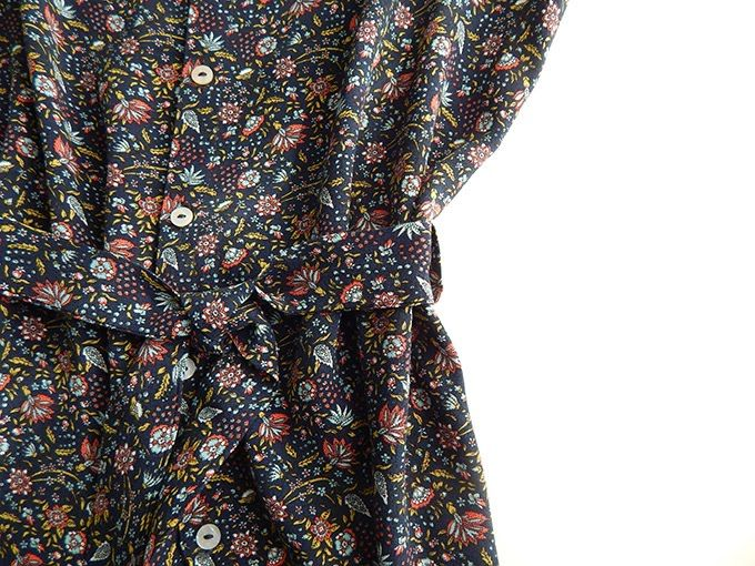 ¡Hola! ¿Qué tal? Esta semana traigo este vestido camisero , lo cierto es que me lo hice antes de irme de vacaciones y ha sido uno de lo...