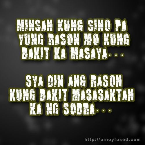 Broken Family Tagalog Quotes: 267 Best Tagalugin Mo Kasi! Images On Pinterest