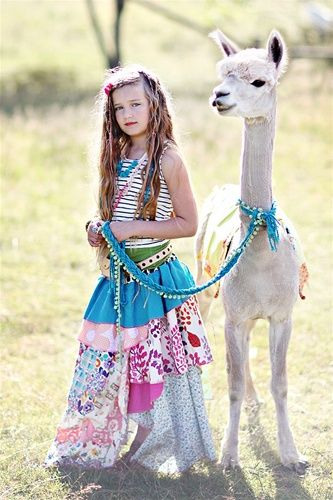 Zozobugbaby Boho Skirt Baby Clothes Kids Outfits