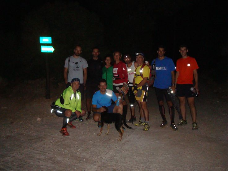 The insomniacs running club.