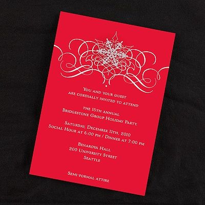 Best Holiday Party Invitations Images On   Holiday
