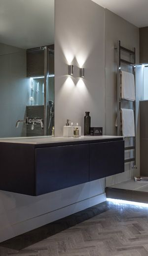 bathroom lighting solutions. Astro 0828 Alba Up And Down Light 8464 Inc VAT Bathroom Lighting Solutions