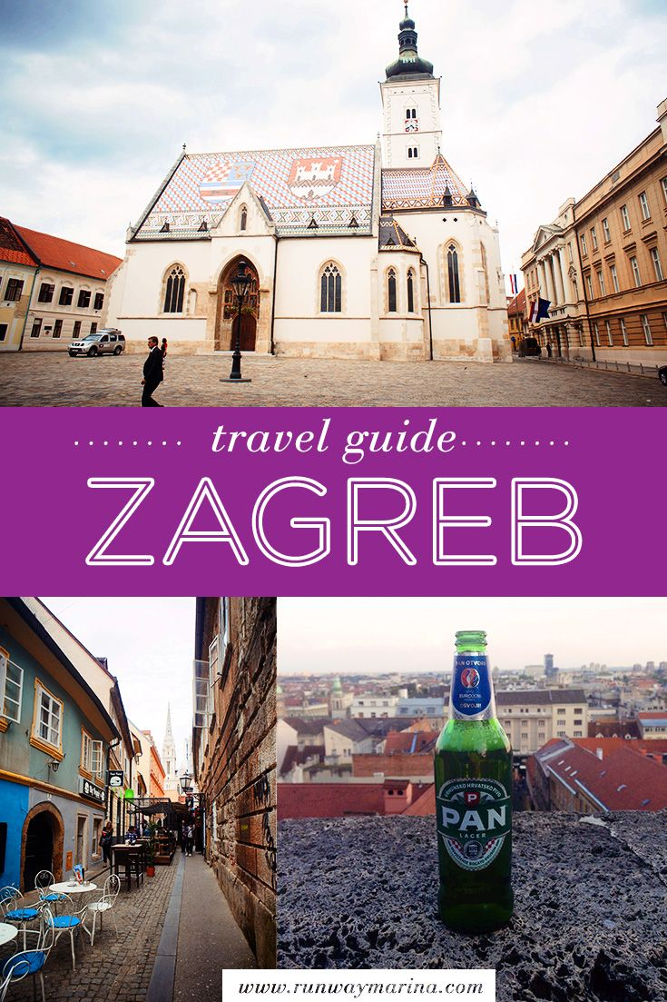 A Short Getaway Things To Do In Zagreb Croatia Runway Marina Zagreb Short Getaways Zagreb Croatia
