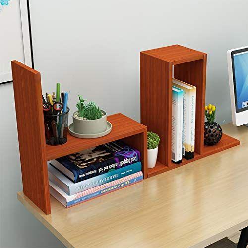 Mxd Bookshelf Recommended Desktop Small Bookshelf Bookcase Combination Table Storage Rack Desk Storage Rack Si Desktop Bookshelf Small Bookshelf Diy Furniture
