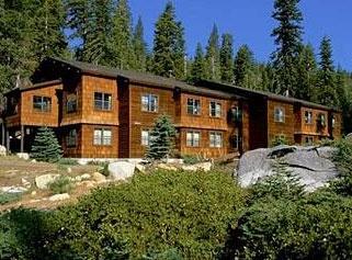 Wuksachi Lodge, Sequoia National Park