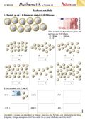 Orientierung ZR 30 - Arbeitsblätter | Mathematik | Zahlenraumerweiterung