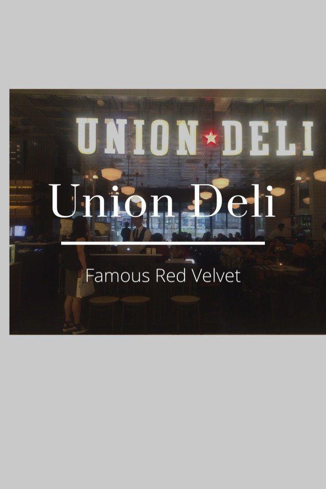 #redvelvet at #uniondeli #grandindonesia
