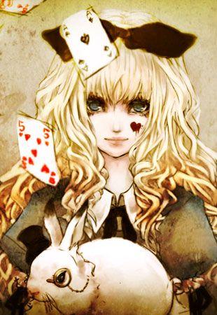 [Fan Art]Alice in Magic Land | Alice in Wonderland | Alice ...