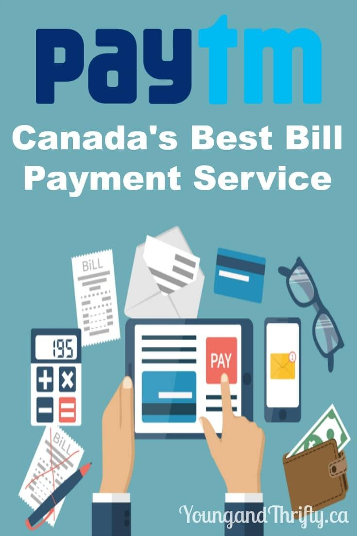 Paytm Canada S Best Bill Payment Service With Images Credit