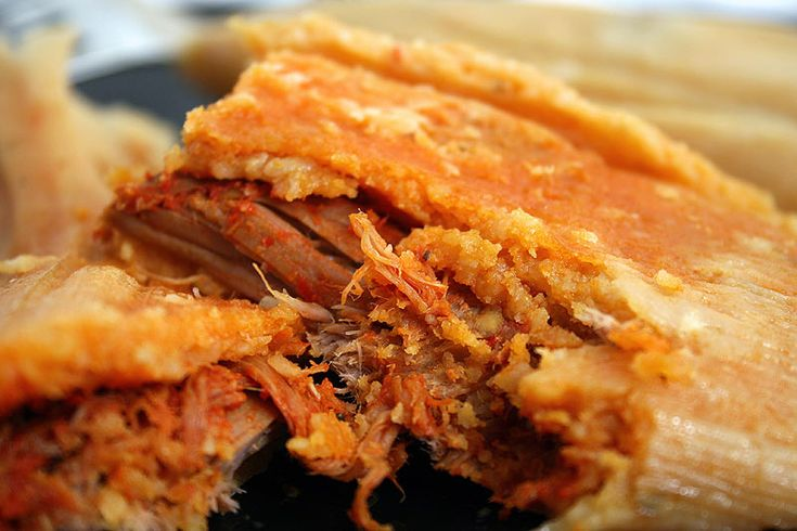 Red Chile Tamales  http://www.yummly.com/recipe/external/Mama_s-Red-Tamales-Food-Network-279427