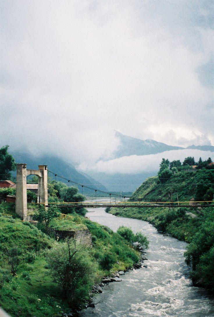 #Kazbegi, Georgia.