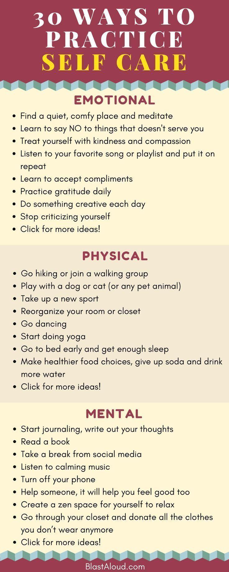 30 einfache Möglichkeiten, die Selbstpflege zu üben, die Sie in diesem Jahr ausprobieren müssen – health-inspo