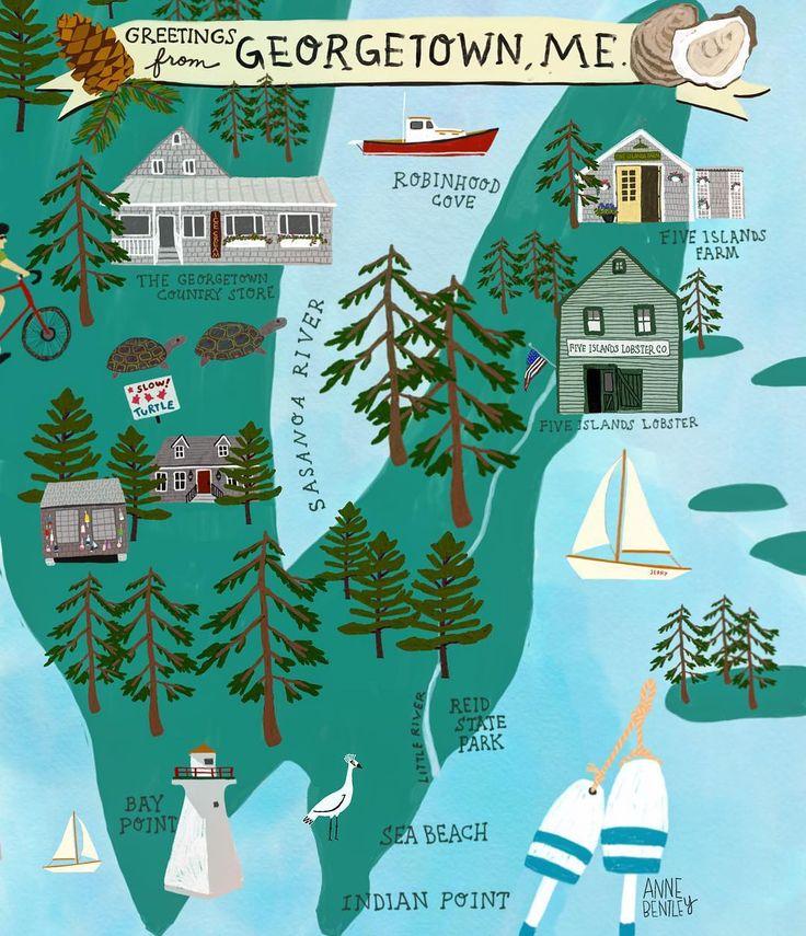 Georgetown Maine