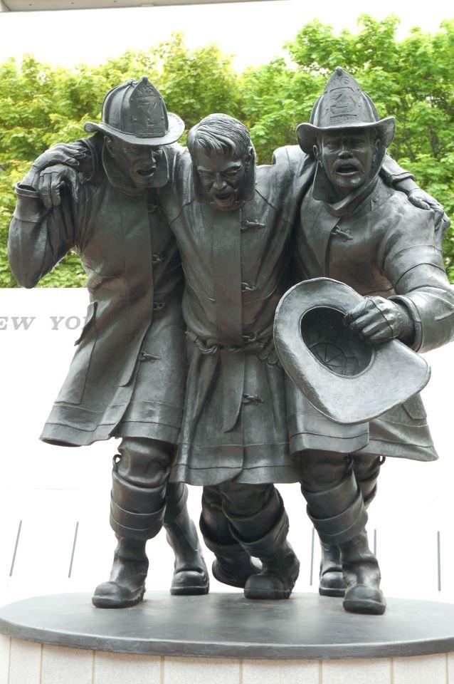 Firefighters Memorial -