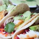 Healthy vis taco's met rainbow slaw | Sesu Chops | Bloglovin