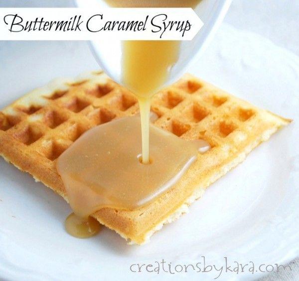 caramel-buttermilk-syrup