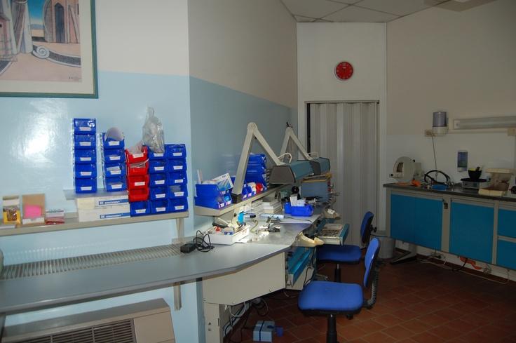 L'attività inizia nel 1991, la sede si trova a Cadriano di Granarolo dell'Emilia, in provincia di Bologna.