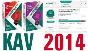 Kaspersky Antivirus 2014 Activation, Crack Download Full