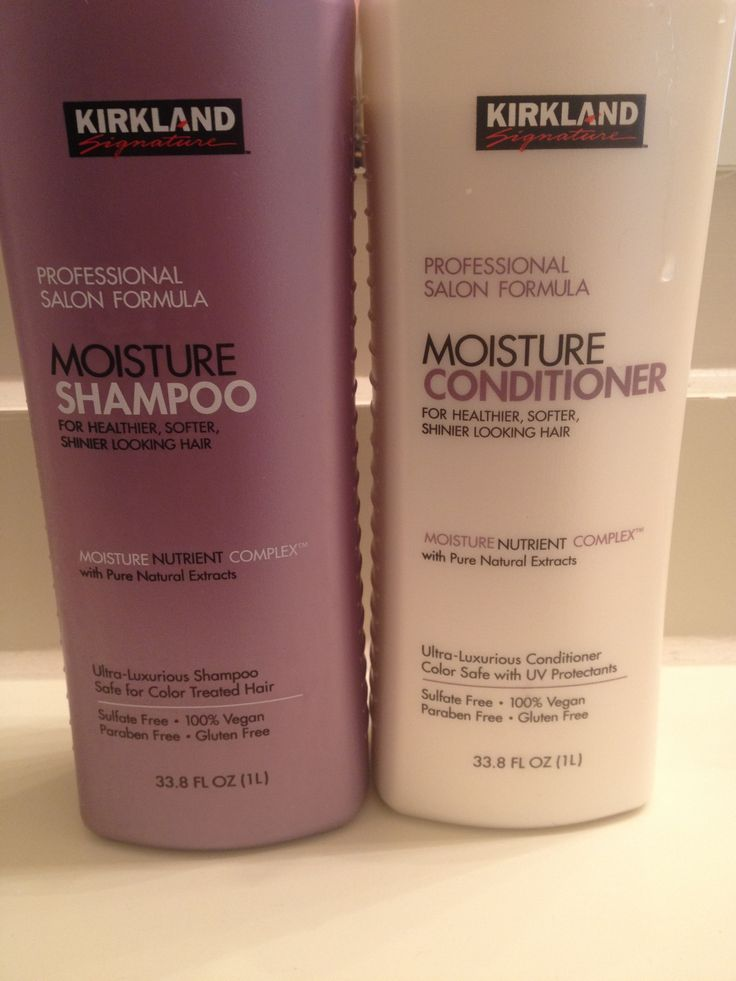 sulfate free, paraben free and color treated safe. My favorite brand!