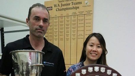 The 2017 WA Open Championships was held on 26-28 May at The Club Perth. Congratulations to Mike Corren & Joannah Yue-Hitch who took out the Mens & Ladies Open Titles respectively.